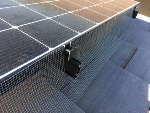 Solar Panel Fencing Angle 4