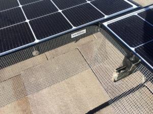 Solar Panel Fencing Angle 1